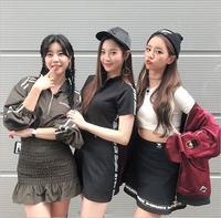 Girl's Day ヘリ、ソジン&ユラとの3ショット公開…ゲスト出演に「嬉しい」 - Niconico Paradise!
