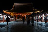 浅草 de 夜のお散歩#9 - NINE'S EDITION
