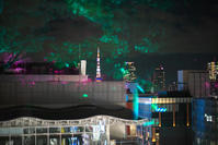 向こうの東京タワー - Today's one photograph