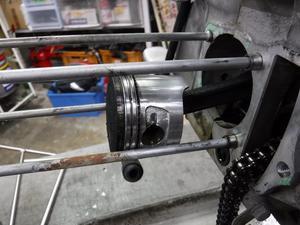 スーパーカブ90スーパーデラックス エンジン換装他 - モーターヘッド サイクルショップ