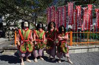 宝永祭@六孫王神社其の二 - デジタルな鍛冶屋の写真歩記