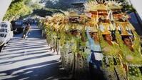 インドネシアバリ島の木彫 - 福島県南会津での山暮らしと制作(陶芸、木工)