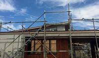 左官下塗り工事/浜松舞坂O邸/ふらッRITOハウス - □□□AJ-blog□□□