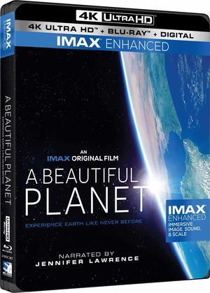 IMAX Enhancedの4K UHDが北米で2作品発売される『A Beautiful Planet』『Journey to the South Pacific』 - Suzuki-Riの道楽