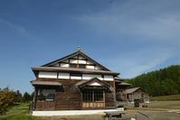北海道⑥ハッカ御殿 - 二匹とふたり