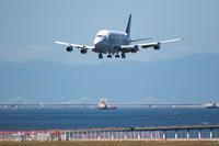 Boeing 747-400 No.3 - 感動模写Ⅱ