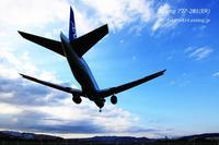 Boeing 777-281(ER) - 君がいた風景