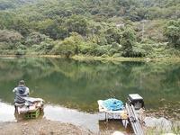 2018年10月14日間瀬湖 - バクバク!ヘラブナ釣行記