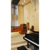 神戸聖愛教会にて - 大阪市淀川区「渡辺ピアノ教室」