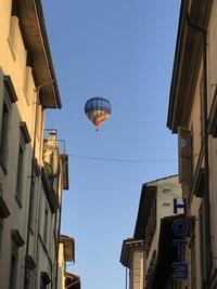 第2回フィレンツェ気球祭り - フィレンツェのガイド なぎさの便り