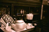 小鳩ラーメンの昭和的演出と中国人卒業生との会食 - 照片画廊