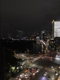 東京ミッドタウンの夜景がオススメの訳 - うつわ愛好家 ふみの のブログ