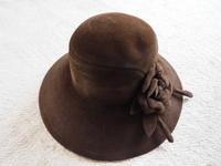 お家で自家製Vintage帽子発見! - 気ままなヴィンテージ生活