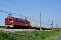 180515 EF81☆釜ロンチキ - コロの鉄日和newver