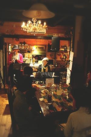 あたたかいLIVE@昭和サロンカフェ -