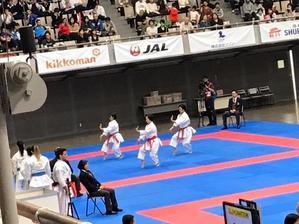 プレミアリーグ東京2018 - 大阪学芸 空手道応援ブログ