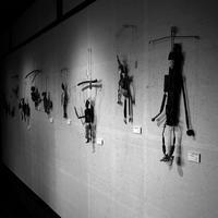 """加藤啓 作品展 """"人形—漂着物""""  @新潟絵屋 - Yoshi-A の写真の楽しみ"""