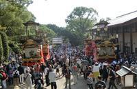 成海神社例大祭 - 緑区周辺そぞろ歩き
