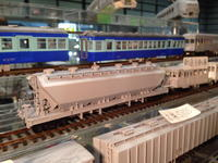 日本鉄道模型ショウ2018トピックその1 - 『タキ10450』の国鉄時代の記録