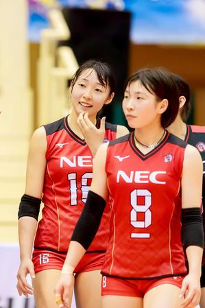 荒谷栞 ~NECレッドロケッツ~ - Tatsuya Uehara Photo Blog S