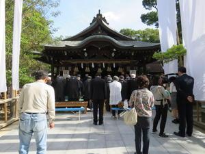 平成30年放生会 - 宇美八幡宮巫女日記