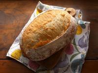 久しぶりのカンパーニュ - パンとお菓子