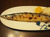 秋刀魚の塩焼き - 人形町からごちそうさま
