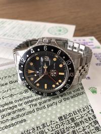 ロレックス Ref. 1675 GMTマスター UAE - 5W - www.fivew.jp