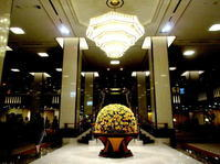 アフタヌーンティー@「ランデブーラウンジ・バー」帝国ホテル(東京) - イギリスの食、イギリスの料理&菓子