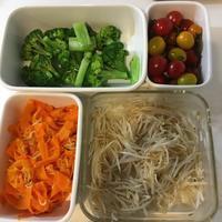 【アレっ子用】「するだけ」常備菜 - 食日和 ~アレルギーっ子と楽しい毎日~