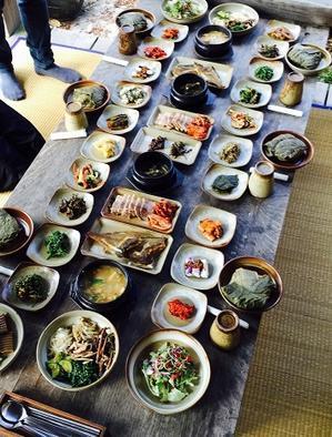 蔚山で食べた蓮ご飯を我が家でも! - 今日も食べようキムチっ子クラブ(料理研究家 結城奈佳の韓国料理教室)