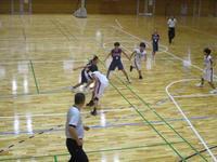 平成30年度県南カップ初日 - 日出ミニバスケットボール