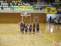 平成30年度県南カップ二日目 - 日出ミニバスケットボール