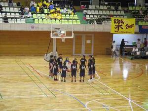 平成30年度 県南カップ 二日目 - 日出ミニバスケットボール