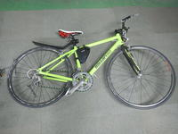 通勤最強の自転車 ② - 服部産業株式会社サイクリング部
