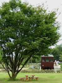 長野そぞろ歩き:安曇野ちひろ美術館・公園 - 日本庭園的生活