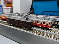 〈模型架鉄〉続・高藤電気軌道の開業時の電車 - 妄想れいる・・・私の妄想交通機関たち