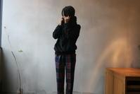 第4301回お休みとボアのフードジャケット。 - NEEDLE&THREAD Meji/NO.3