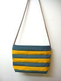 富澤英子さんの帆布バッグと革こもの - 届けられたもの
