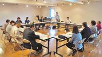 福島県会津坂下町から研修に見えられました - 浦佐地域づくり協議会のブログ