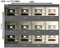 CameraRaw 11.0 新機能② HDRパノラママージ (Lightroom Classic CC 8.0) - Lightcrew Digital-Note
