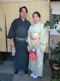 マレーシアから来られました、お二人さん。 - 京都嵐山 着物レンタル&着付け「遊月」