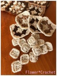 モチーフ量産中☆ - Flower*Crochet