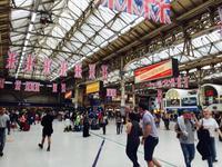 イギリス 駅 - マレエモンテの日々