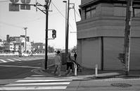 バス通り(その4) - そぞろ歩きの記憶