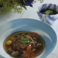 秋のお料理里芋のあんかけ - くわみつの和み時間
