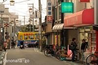 路面電車のはしる街~松虫に呼ばれたので~ - ちょっくら、そのへんまで。な日常。