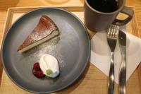 穴場カフェ - London tea