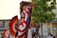 2018銭形よさこい祭りその40(松山よさこい風舞人その2) - ヒロパンの天空ウォーカー