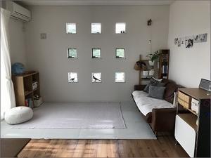 【 無印良品の収納家具でリビングの模様替え 】 - 片付けたくなる部屋づくり